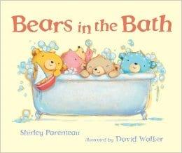 bears bath